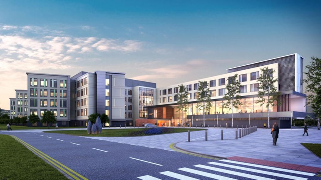 SCCC Hospital Wales