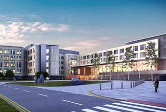 Specialist and Critical Care Centre (SCCC) Hospital - Newport