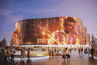 Swansea Arena – Swansea